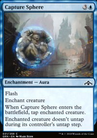 Capture Sphere - Guilds of Ravnica