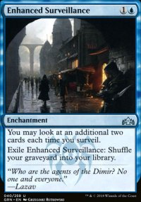 Enhanced Surveillance - Guilds of Ravnica
