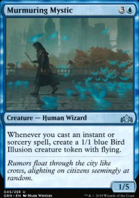 Murmuring Mystic - Guilds of Ravnica