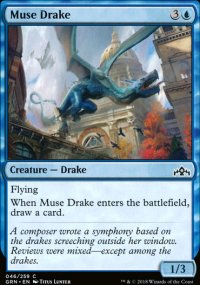 Muse Drake - Guilds of Ravnica