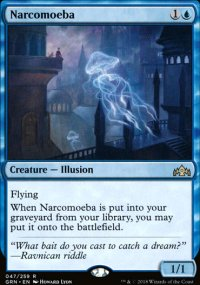 Narcomoeba - Guilds of Ravnica