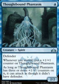 Thoughtbound Phantasm - Guilds of Ravnica