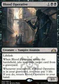 Blood Operative - Guilds of Ravnica