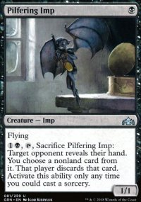 Pilfering Imp - Guilds of Ravnica