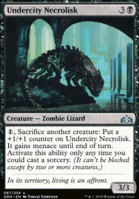 Undercity Necrolisk - Guilds of Ravnica