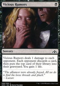 Vicious Rumors - Guilds of Ravnica