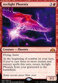 Arclight Phoenix - Guilds of Ravnica