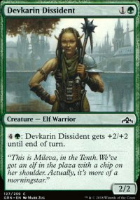 Devkarin Dissident - Guilds of Ravnica