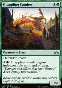 Grappling Sundew - Guilds of Ravnica
