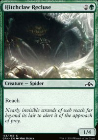 Hitchclaw Recluse - Guilds of Ravnica