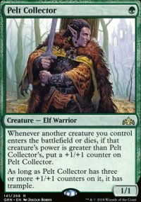 Pelt Collector - Guilds of Ravnica