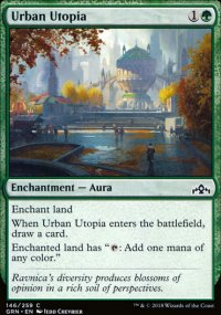 Urban Utopia - Guilds of Ravnica