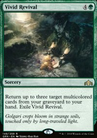 Vivid Revival - Guilds of Ravnica
