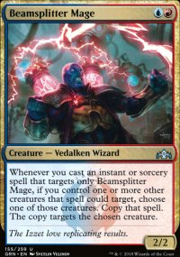 Beamsplitter Mage - Guilds of Ravnica