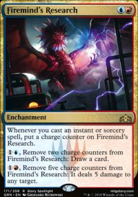 Firemind's Research - Guilds of Ravnica