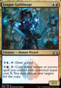 League Guildmage - Guilds of Ravnica