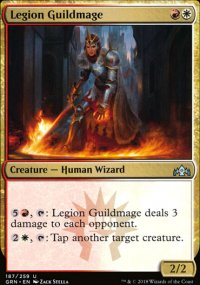 Legion Guildmage - Guilds of Ravnica