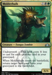 Molderhulk - Guilds of Ravnica