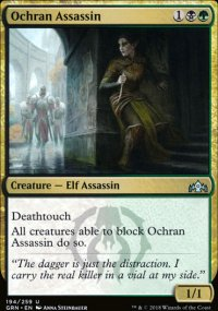 Ochran Assassin - Guilds of Ravnica