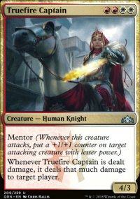 Truefire Captain - Guilds of Ravnica