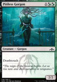 Pitiless Gorgon - Guilds of Ravnica