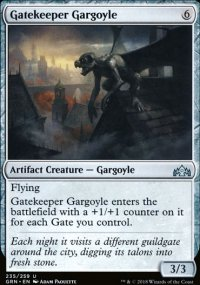 Gatekeeper Gargoyle - Guilds of Ravnica