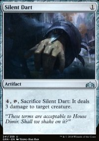 Silent Dart - Guilds of Ravnica