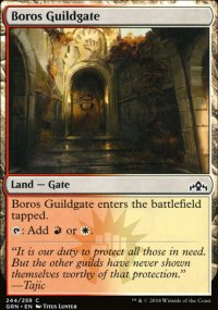 Boros Guildgate 2 - Guilds of Ravnica