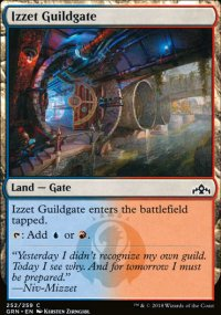 Izzet Guildgate 2 - Guilds of Ravnica