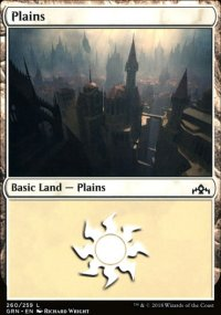 Plains - Guilds of Ravnica