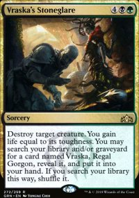 Vraska's Stoneglare - Guilds of Ravnica