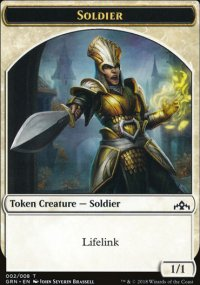 Soldier - Guilds of Ravnica