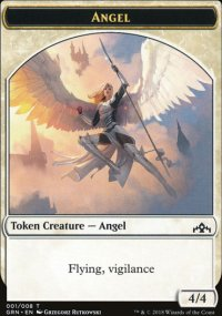 Angel - Guilds of Ravnica
