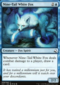 Nine-Tail White Fox - Global Series Jiang Yanggu & Mu Yanling