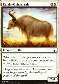 Earth-Origin Yak - Global Series Jiang Yanggu & Mu Yanling