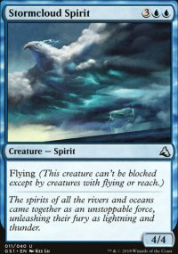 Stormcloud Spirit - Global Series Jiang Yanggu & Mu Yanling
