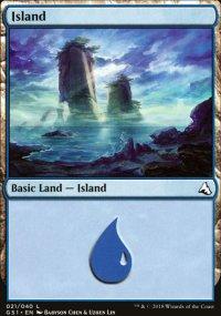 Island - Global Series Jiang Yanggu & Mu Yanling