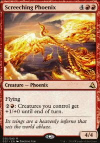 Screeching Phoenix - Global Series Jiang Yanggu & Mu Yanling