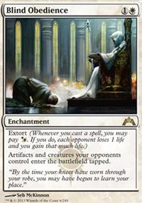 Blind Obedience - Gatecrash