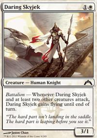 Daring Skyjek - Gatecrash