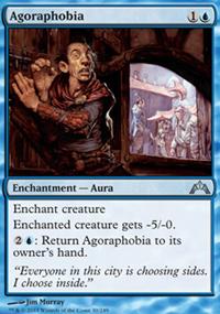 Agoraphobia - Gatecrash