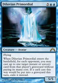 Diluvian Primordial - Gatecrash