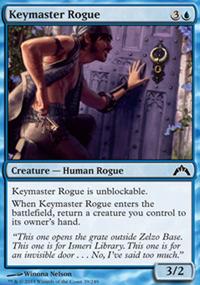 Keymaster Rogue - Gatecrash