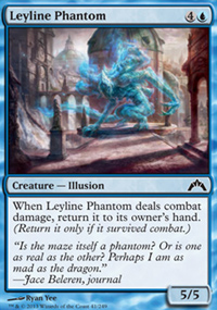 Leyline Phantom - Gatecrash