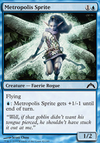 Metropolis Sprite - Gatecrash