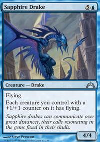 Sapphire Drake - Gatecrash