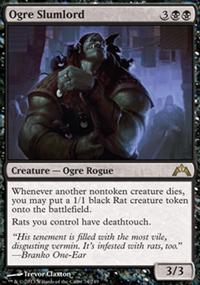 Ogre Slumlord - Gatecrash