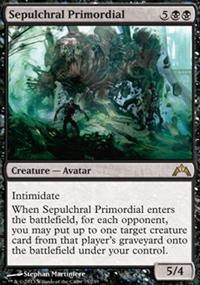 Sepulchral Primordial - Gatecrash
