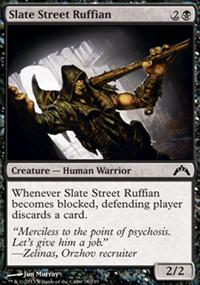 Slate Street Ruffian - Gatecrash