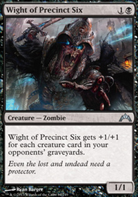 Wight of Precinct Six - Gatecrash